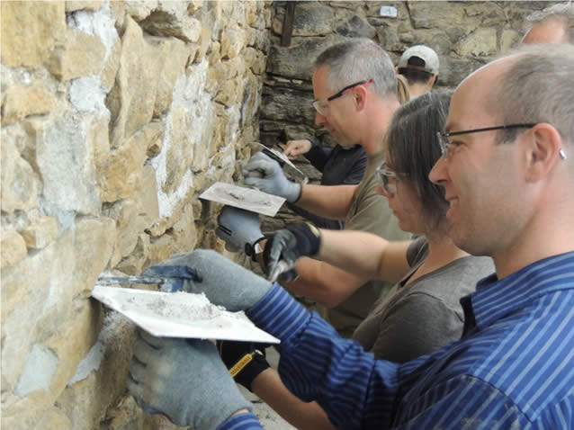 Historic Masonry Preservation