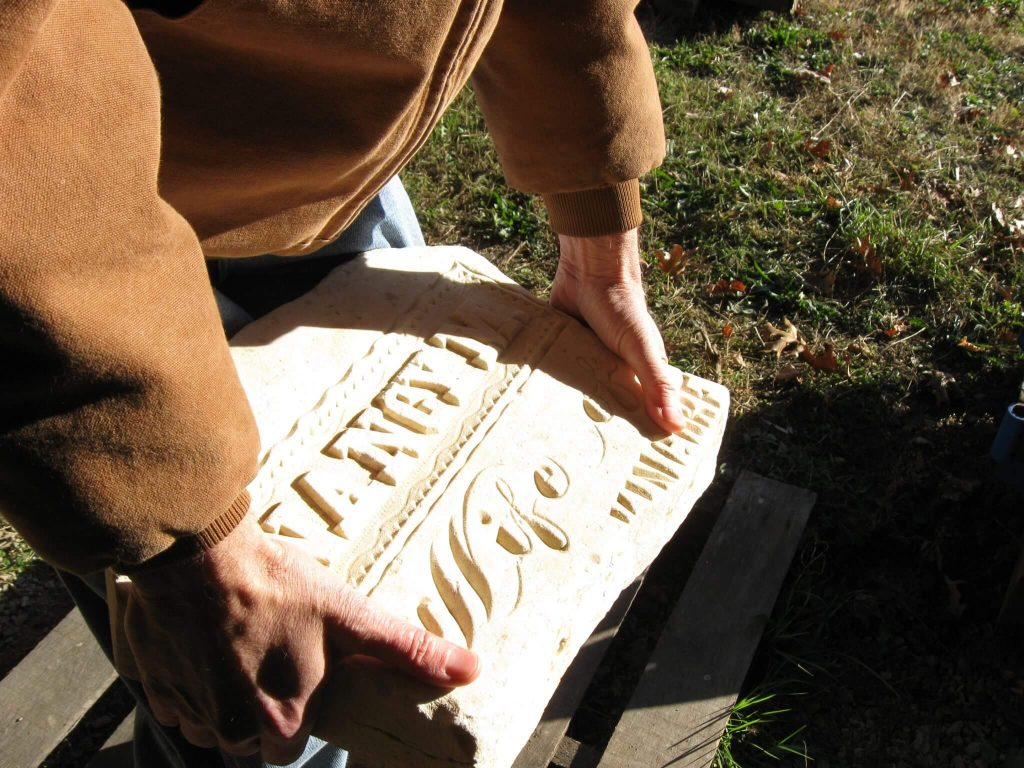 Cemetary Headstone Restoration and Preservation 07