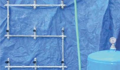 Water Spray equipment